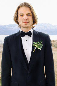 bow tie groom - Kelowna Flower Delivery Shop | Flower Arrangements & Bouquets - Passionate Blooms