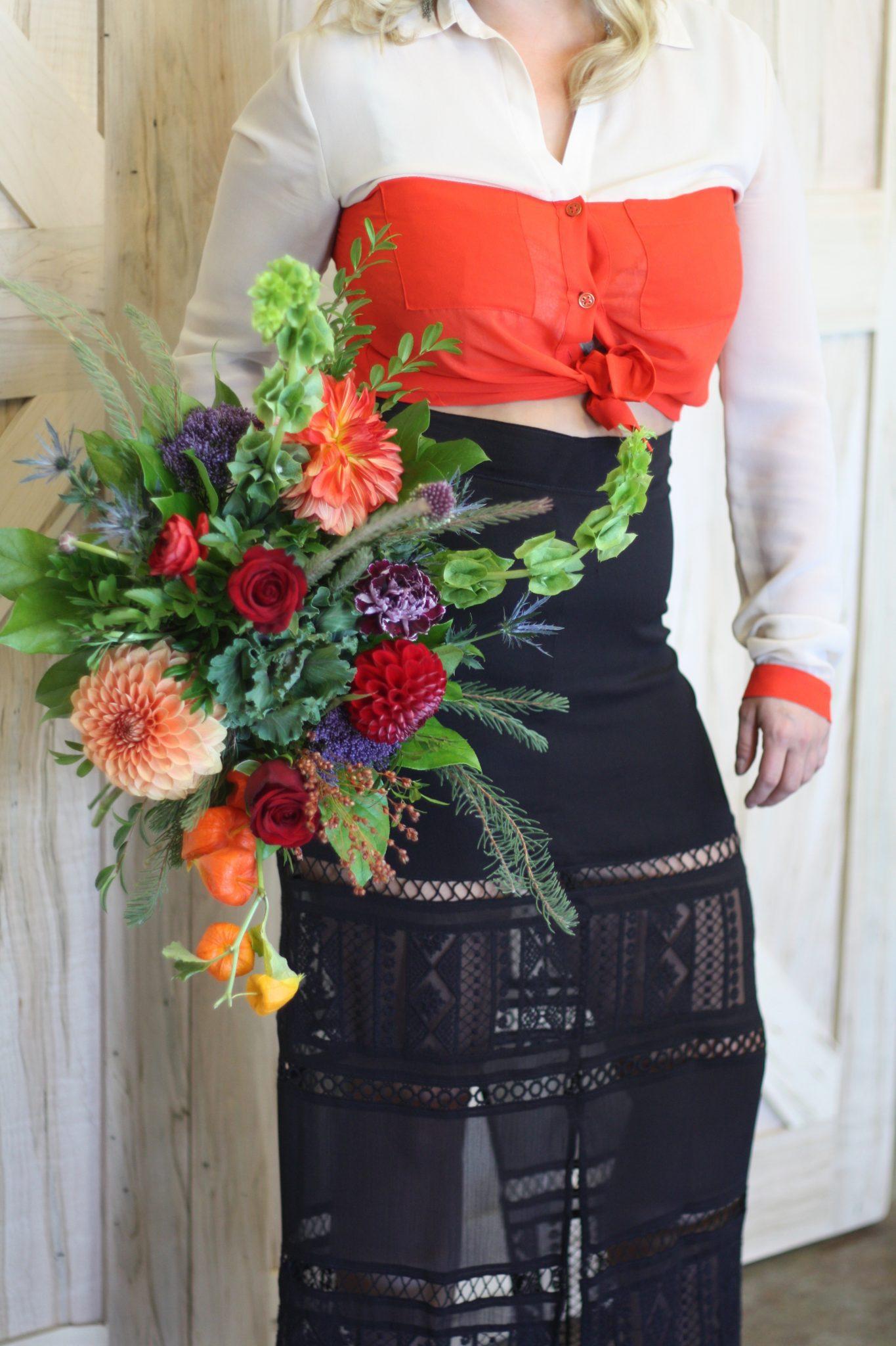 Flower Shop West Kelowna | Passionate Blooms Floral Design | floral bouquet