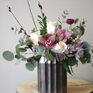 Flower Shop West Kelowna | Passionate Blooms Floral Design | pretty flower pot