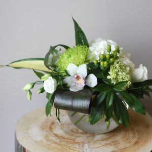 Flower Shop West Kelowna | Passionate Blooms Floral Design | sweet orchid