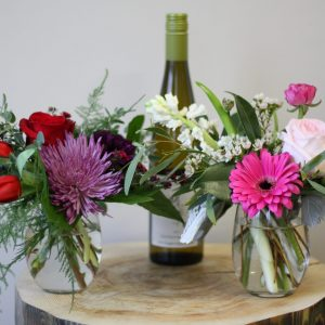 Flower Shop West Kelowna | Passionate Blooms Floral Design | the wine lover