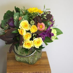 Flower Shop West Kelowna | Passionate Blooms Floral Design | yellow roses